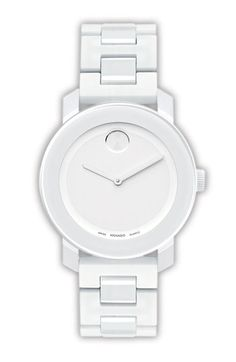 Movado 'Small Bold' Bracelet Watch available at Nordstrom