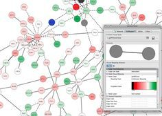 Cytoscape is an open source software platform for visualizing complex networks and integrating these with any type of attribute data. A lot of Apps are available for various kinds of problem domains, including bioinformatics, social network analysis, and semantic web.