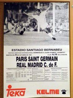 Real Madrid, Santiago Bernabeu, Event Ticket