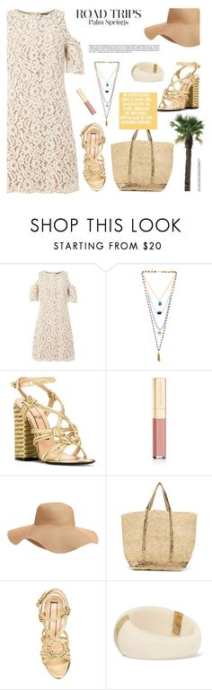 """Palm Springs Travel Outfits"" by joliedy ❤ liked on Polyvore featuring Little Mistress, Hipanema, N°21, Dolce&Gabbana, Old Navy, Vanessa Bruno and Aurélie Bidermann"