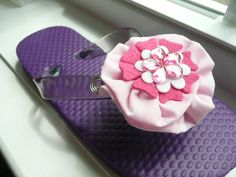 FREE SHIPPING! Strappy Wrapz  Pretty in Pink by DesignHerStyles on Etsy, $12.00