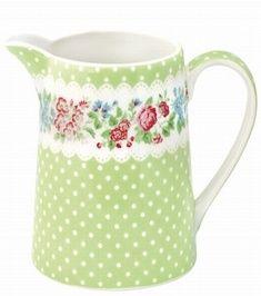 Ivy Greengate jug