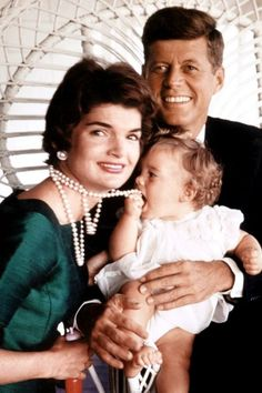 The Kennedys in family