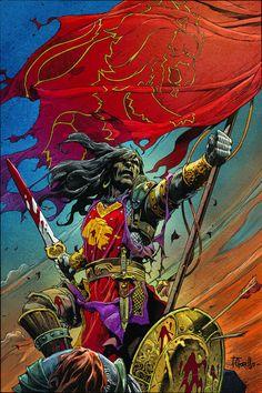 King Conan Conqueror
