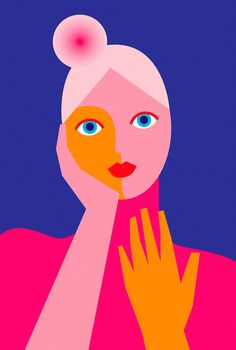 Dazzling Animated Illustrations by Minji Moon – Fubiz Media