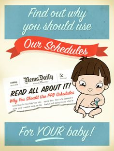The Practically Perfect Baby - Why You Should Use Our PPB Schedules