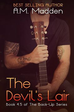 Toot's Book Reviews: Spotlight & Teasers : The Devil's Lair (Back-Up #4.5) by A.M. Madden