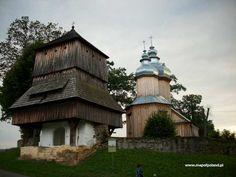 Zabytkowa cerkiew bramna w Dobrej Szlacheckiej - Dobra