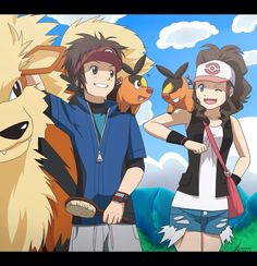 Tepig trainers