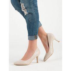Brokátové lodičky Vinceza Kitten Heels, Pumps, Shoes, Fashion, Moda, Zapatos, Shoes Outlet, Fashion Styles, Court Shoes