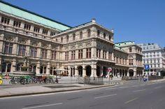 Opéra National (Staatsoper) - Vienne - Autriche
