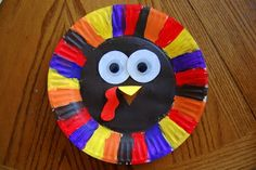 Fern Smith's 15 Thanksgiving Pinteresting Crafts for home or school!