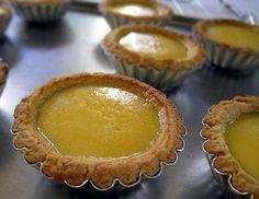 Egg Custard Tart (Dim Sum Dessert) -Christine's Recipes