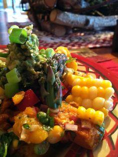 GF Mexican Fiesta Salad!  Gluten Free, Vegan, Body Ecology Diet  glutenfreehappytummy