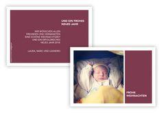 Weihnachtskarte Lismore