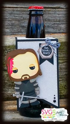 Sandor Clegane, AKA The Hound from our Game Of Thrones mini Blog hop Season premier!