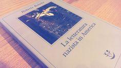La letteratura nazista in America // Roberto Bolaño // Adelphi