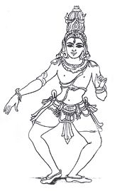 Hinduizmus - Jóga - Nata Yoga