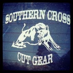 Southern Cross Decal  www.SouthernCrossCutGear.com