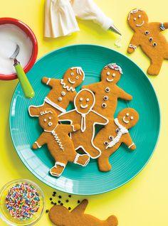 Biscuits au pain d'épice Recettes | Ricardo