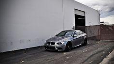 E92 BMW M3.