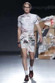 Male Fashion Trends: Euphemio Fernandez Spring-Summer 2017 - Mercedes-Benz Fashion Week Madrid