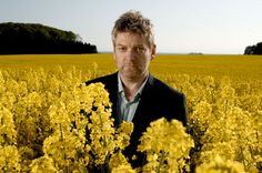 "Kenneth Brannagh created one of the most interesting detective characters in ""Wallander"". I love the connection of swedish countryside, northern depressive atmosphere and this (somehow very true and believable) main character."