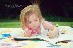 2 Year Old Photography Ideas | via tammy blanton ferren
