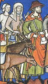 Image result for Medieval travellers