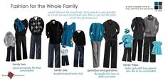 Sweet Exposure Photography: What to Wear for Fall Family Photos - like the black, gray teal. Family Portrait Outfits, Family Picture Outfits, Family Portraits, Family Photos What To Wear, Fall Family Pictures, Family Pics, Family Posing, Big Family, Family Photo Colors