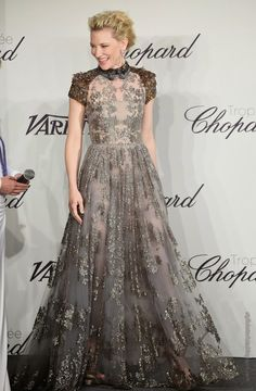 Cate Blanchett in Valentino Cannes 2014