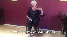 Dr. Mercola's Mom Demonstrates Balance Exercises for Seniors - YouTube