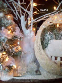 makieta świąteczna