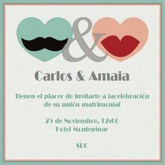 Mr y Mrs boda-Celebra con estilo con las invitaciones y tarjetas virtuales de LaBelleCarte: www.LaBelleCarte.com