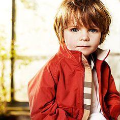 little boy hair