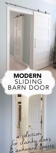 Maybe this instead of a pocket door??