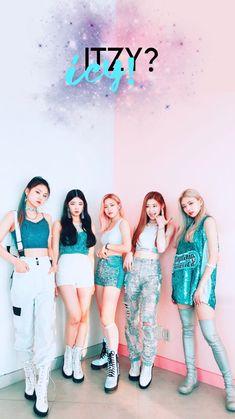 My new wallpaper Aztec Wallpaper, Black Phone Wallpaper, Lock Screen Wallpaper, Kawaii Wallpaper, Kpop Girl Groups, Kpop Girls, K Pop, Girl Bands, Alternative Girls