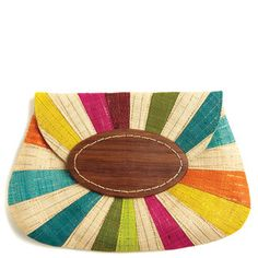 I love this clutch with my whole freaking heart! Opal Clutch Multi.