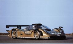 Porsche 911 GT1 Evo   98 Weissach Test February 1998
