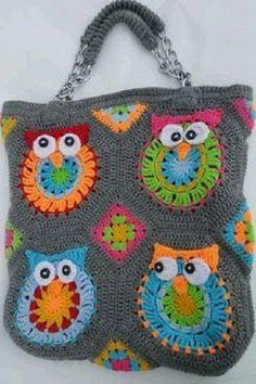 Free Crochet Bag Patterns Part 15 – Beautiful Crochet Patterns and Knitting Patterns Free Crochet Bag Patterns Part 15 – Beautiful Crochet Patterns and Knitting Patterns Free Crochet Bag, Crochet Shell Stitch, Crochet Tote, Crochet Handbags, Crochet Purses, Love Crochet, Crochet Granny, Beautiful Crochet, Crochet Crafts