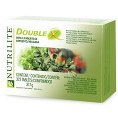 NUTRILITE DOUBLE X™ - Multivitaminas / Minerais / Fitonutrientes (recarga) | Amway