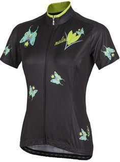 2016 Nalini Women s Butterfly SS Jersey - Black Cycling Wear e0a14f190
