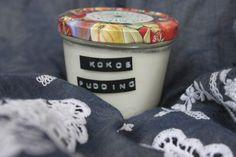 Kokospudding. Die vegane Alternative zu Pudding, schmeckt auch allen nicht- Veganern!