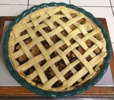 Pastel de Manzanas Rápido - Recetas Judias