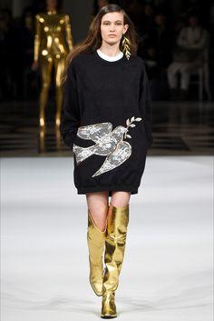 Sfilata Alexis Mabille Parigi - Collezioni Autunno Inverno 2017-18 - Vogue