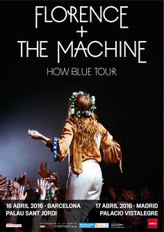 FLORENCE + THE MACHINE 2016