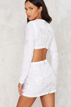 Nasty Gal Felicity Cutout Dress | Shop Clothes at Nasty Gal!
