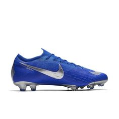 newest collection a27aa d36c7 Nike Mercurial Vapor 360 Elite Firm-Ground Football Boot - Blue