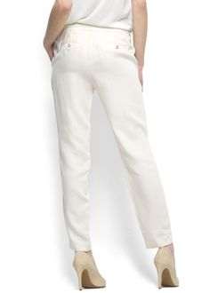 MANGO - CLOTHING - Trousers - Loose-fit trousers