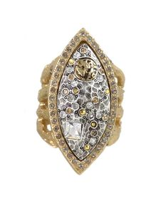 A perfect ring for Fall.. GOLD MARCHESE RING – Tat2 Designs